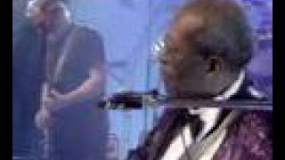 BB King & david gilmour - eyesight to the blind
