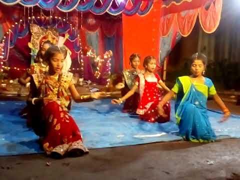 Mana mara mandira shiba mora puja || Danc by Ganpati dance group,  Ganpati clube Palaspanga