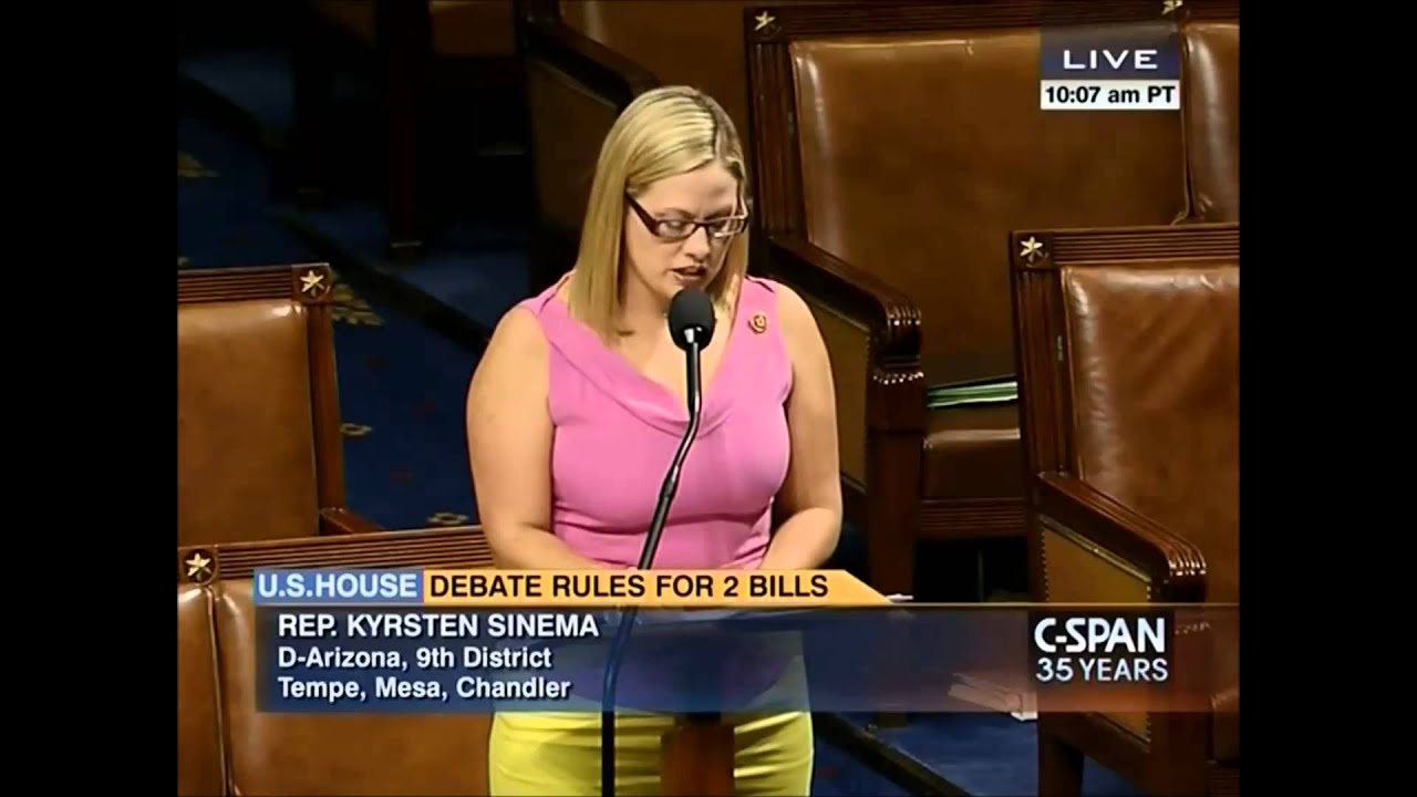 Image result for PHOTOS OF Rep. Kyrsten Sinema