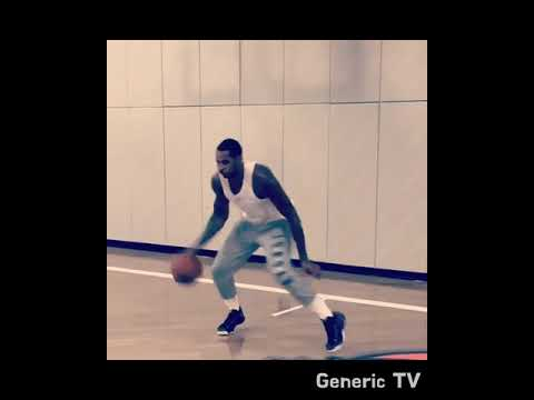 Carmelo Anthony Practice (Shooting & Dribbling)
