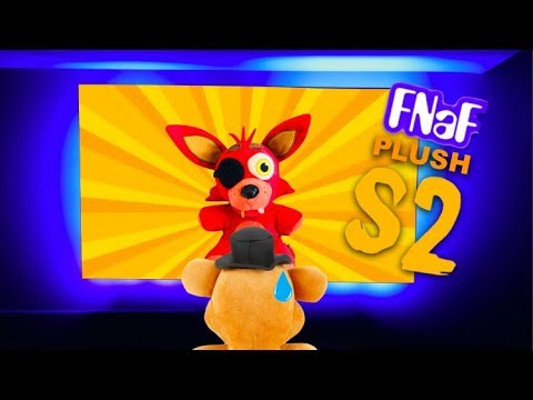 FNAF Plush S2 Ep7 -  Foxy's TV Show