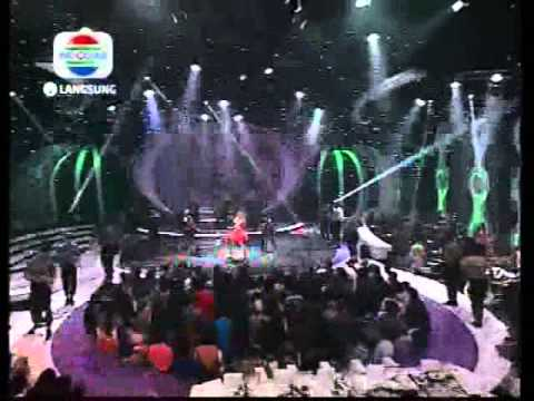 Nita Thalia - Goyang Heboh - Konser Final 3 Besar - DAcademy Indonesia