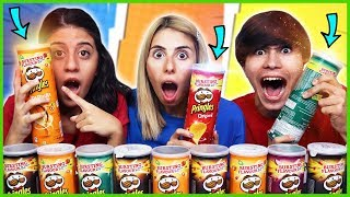 Slime Challenge Pringles Kutusundan Ne Çıkarsa Slaym Eğlenceli Çocuk Videosu Dila Kent