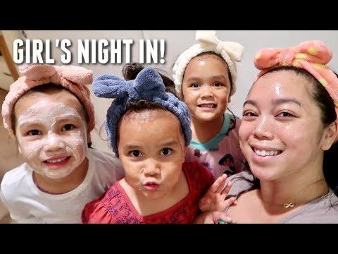 AFFORDABLE GIRLS NIGHT IN! - itsjudyslife thumbnail