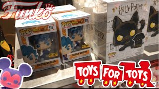 Pop Hunt for Noob Noob & Donating Funko Pops to Toys for Tots