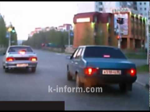 погоня в Сургуте