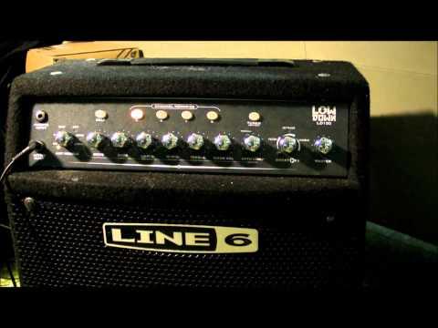 Line6 ld150 Bass Amp