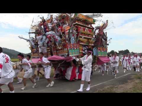 剣神社神幸祭2014