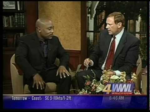 Daymond John on Eyewitness News - New Orleans