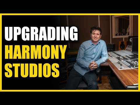 Harmony Studio Tour and Setup with Pro Audio LA - Warren Huart: Produce Like A Pro
