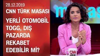 Yerli oto için kim ne diyor? Kanal İstanbul'u kim destekliyor, kim karşı?-CNN TÜRK Masası 28.12.2019