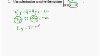 Algebra 2 Chapter 3 Practice Test Problem 3.avi