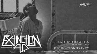 Extinction A.D. - Rats In The Attic [OFFICIAL STREAM]