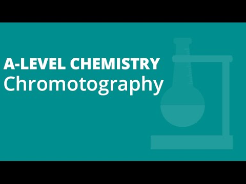 Chromatography | A-level Chemistry | AQA, OCR, Edexcel