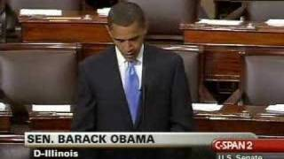 Obama discusses climate change
