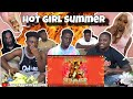 Megan Thee Stallion - Hot Girl Summer ft. Nicki Minaj & Ty Dolla $ign * REACTION*