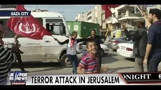 CBS News Fails, Fox News Shows Palestinian Joy at Terror