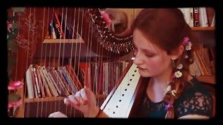 Tangled - I See The Light / Raiponce - Je Veux y Croire (Harp Cover)