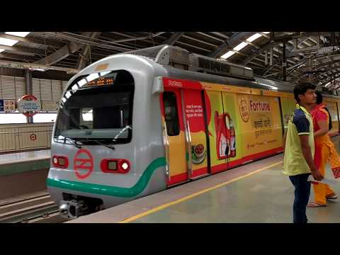 FORTUNE Delhi Metro Train Wrap.