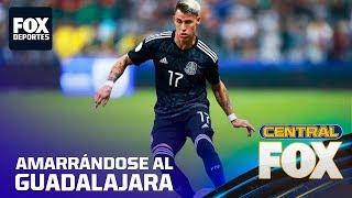 Liga MX: Cristian Calderón, muy cerca de Chivas