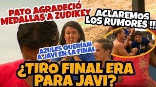 ¿Tiro FINAL era para JAVI? Pato AGRADECIÓ a ZUDIKEY por medallas | EXATLÓN MEXICO
