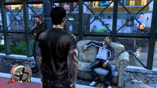 Sleeping Dogs (Story) Part 2 : Two Sided Man