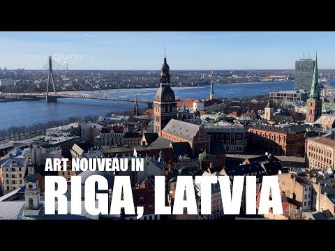 Riga Art Nouveau Tour