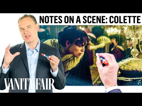 'Colette' Director Breaks Down the Big Entrance Scene | Notes on a Scene | Vanity Fair Mp3