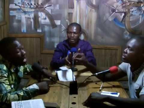 Grand Jury: débat sur la question des réformes entre Idelphonse Akpaki et Germain Poulli
