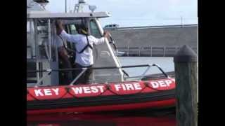 New Fire Boat Arrives!