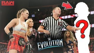 WWE SUPERSTARS CONFIRMS THEIR RETURN FOR WWE EVOLUTION (WWE RAW)