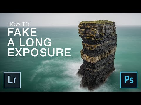 Photography Hack: How to Fake a Long Exposure in Photoshop