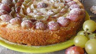 Grapes pie