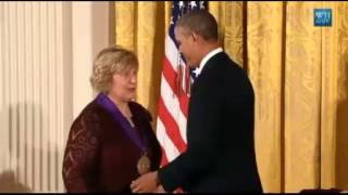 Obama Awards Arts Medals-Full Ceremony