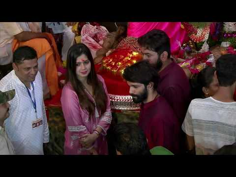 live:-lalbaugcha-raja-|-morning-aarti-(day:-7)-|-लालबागचा-राजा-आरती