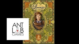 Lorenzo il Magnifico Playthrough Review