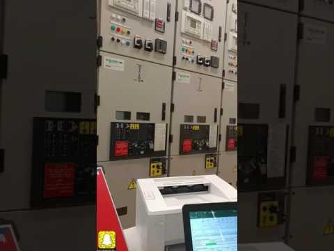 Switchgear Busbar شرح لل