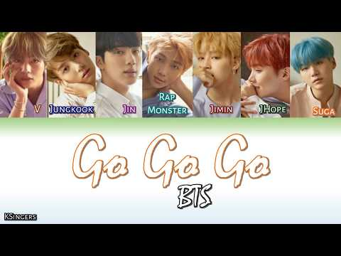 BTS - Go Go (고민보다 GO) | Sub (Han - Rom - Español) Color Coded Letra