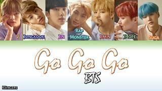 BTS - Go Go (고민보다 GO) | Sub (Han - Rom - Español) Color Coded Letra