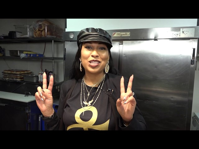 Season 3 Ep 02 - Cook-Up with Chef Patrick featuring Melanie Fiona