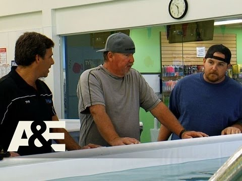 Storage Wars: Darrell and Brandon's Manmaid Fin (Season 6, Episode 13) | A&E