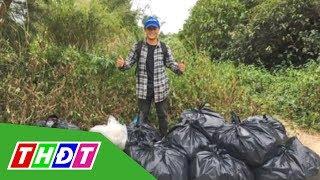 Bạn trẻ Việt hào hứng với trào lưu dọn rác | THDT