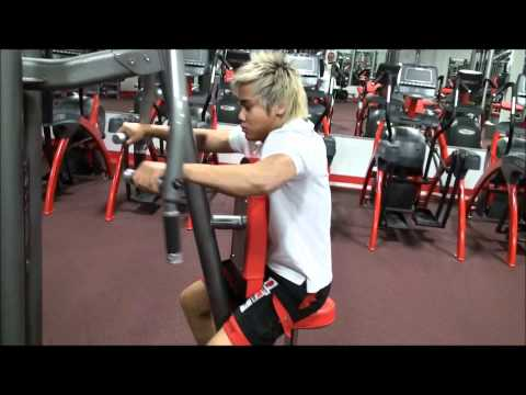 Snap Fitness 24 Hour Gym Workout
