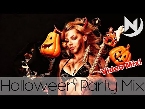 Special Halloween Party Mix 2017  Hip Hop  Black RnB Pop & Twerk  Trap  Electro Music