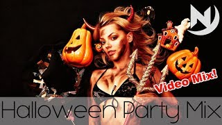 Special Halloween Party Mix 2017 | Hip Hop / Black RnB Pop & Twerk / Trap / Electro Music