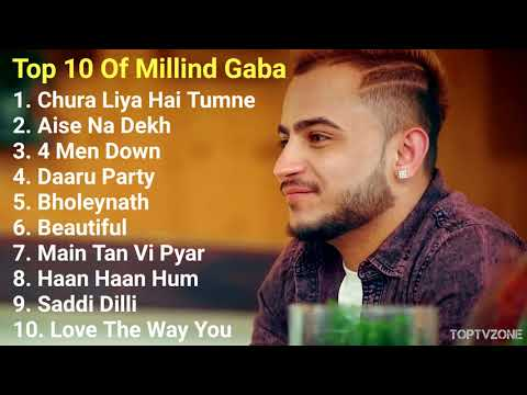 Best Of Millind Gaba | Top 10 Songs | Best Hit Song