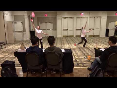 2017 ACS Chinese yoyo champion of group performance