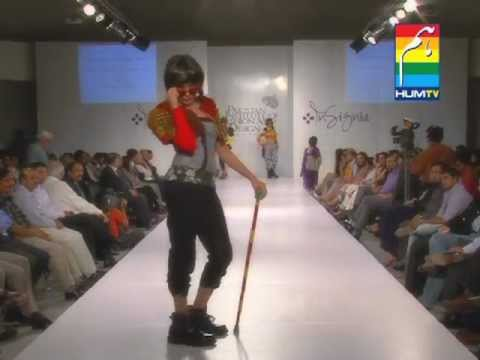 Fashion Show At Pakistan Institute Of Fashion And Design Lahore Youtube
