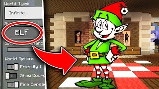 Do NOT Play the ELF SEED in Minecraft Pocket Edition (Elf Seed in Minecraft PE)