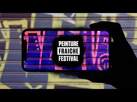 Immersion au coeur du Festival Peinture Fraîche